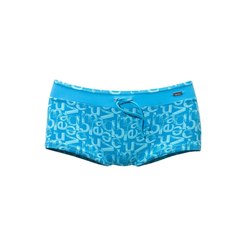 hotpants blau bedruckt von venice beach lascana. Black Bedroom Furniture Sets. Home Design Ideas