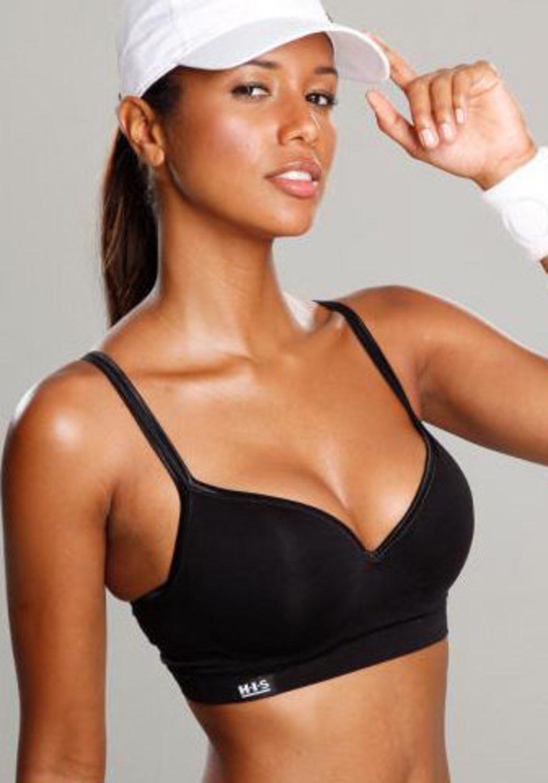Фото спортивная женская грудь 26 фотография