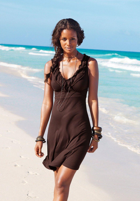 Летние платья для пляжа 2