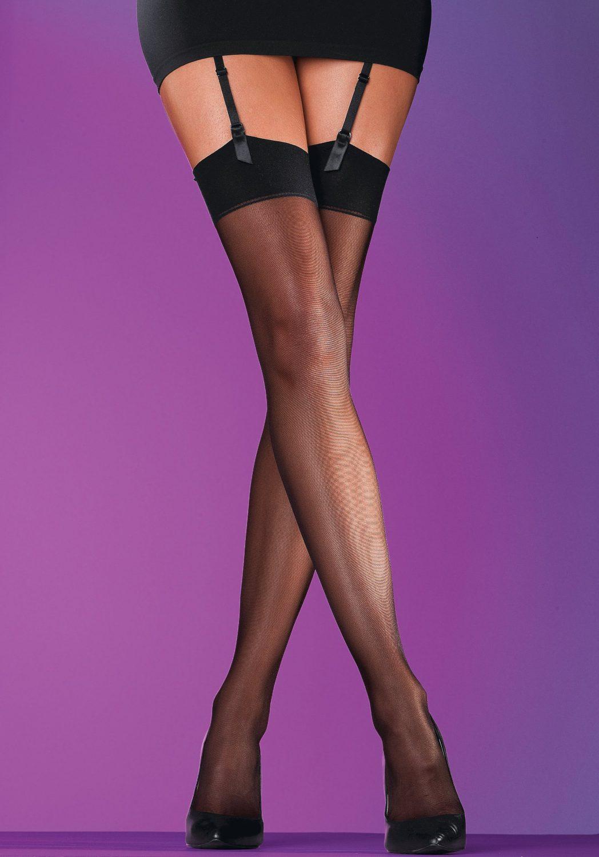 Интересные дамские колготки с застёжкой между ног