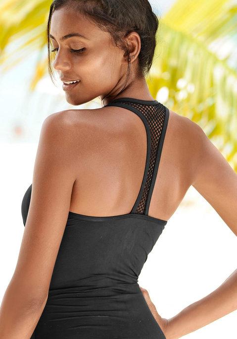 push up bikini schwarz von sunseeker lascana. Black Bedroom Furniture Sets. Home Design Ideas