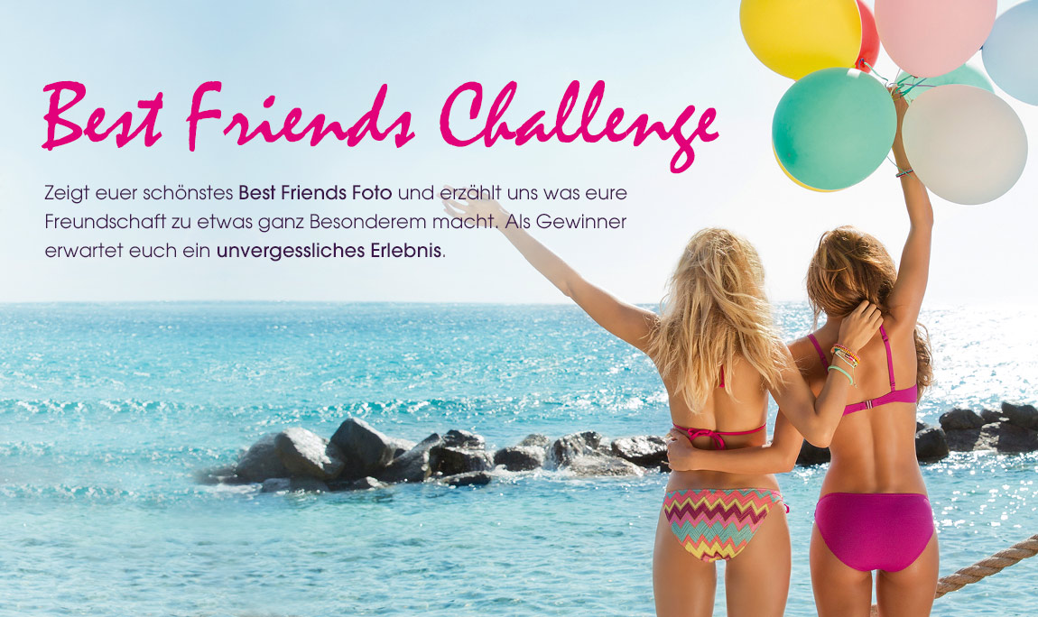 Best Friends Challenge
