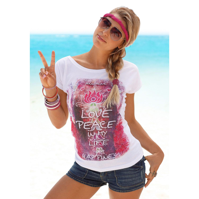 Shirt bedruckt von buffalo lascana for Custom t shirts buffalo ny