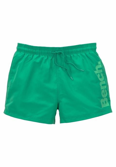 Bench. Badeshorts grün S
