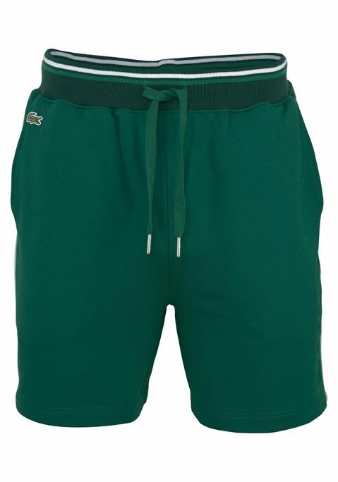 LACOSTE Shorts grün XL