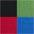 schwarz+rot+grün+blau