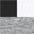 schwarz+grau-meliert+weiß