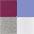weiß+bordeaux+grau-meliert+königsblau