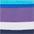 blau-gestreift
