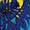 blau-bedruckt