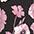 rosa-schwarz-geblümt-gemustert