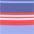 blau-rot-gestreift