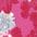 pink-geblümt