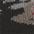 schwarz-rot-gemustert