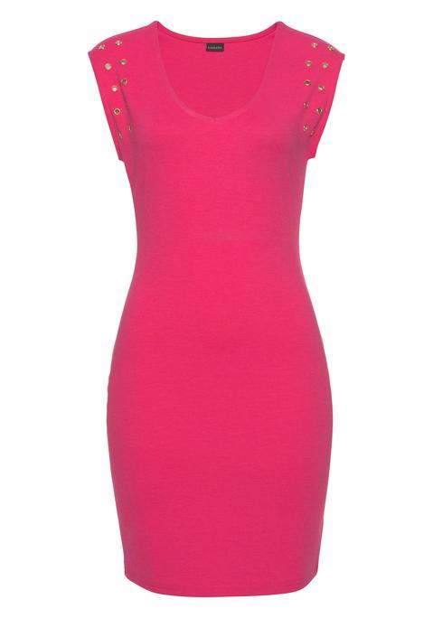 lascana -  Cocktailkleid Damen pink Gr.44