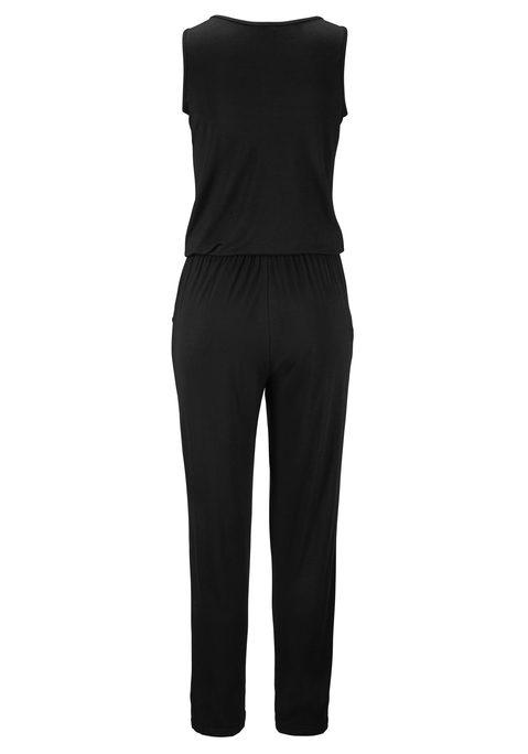 lascana -  Overall Damen schwarz Gr.34