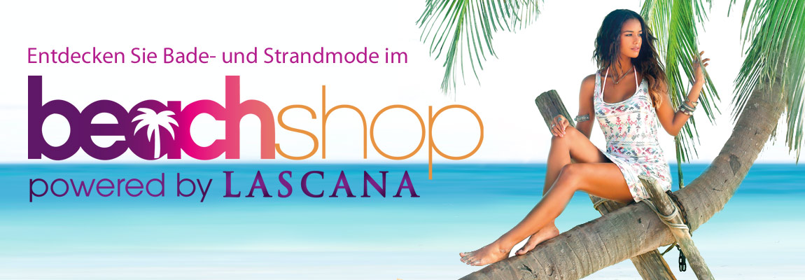 Beachshop powered by LASCANA