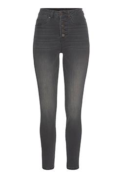 High-Waist-Jeans von LASCANA