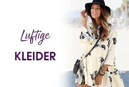 ca80117286b088 Strandkleid: Trendy Sommerkleider online kaufen - LASCANA