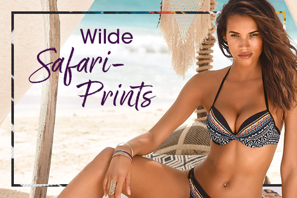 Wilde Safari-Prints