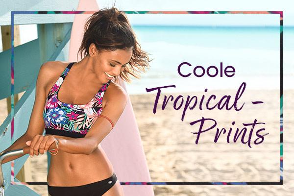 Coole Tropical-Prints